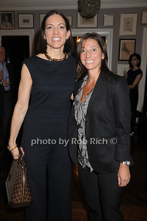 Jennifer Greene, Claire Rost photo by Rob Rich/SocietyAllure.com © 2012 robwayne1@aol.com 516-676-3939