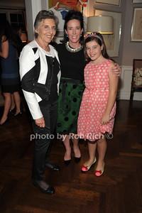 Allie Tabac, Kate Spade, Bea Spade photo by Rob Rich/SocietyAllure.com © 2014 robwayne1@aol.com 516-676-3939