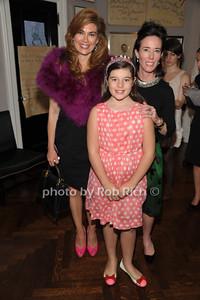 Lauren Vernon, Bea Spade, Kate Spade photo by Rob Rich/SocietyAllure.com © 2014 robwayne1@aol.com 516-676-3939