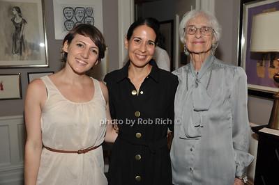 Kim Hawkins, Crystal Griggs, Elenora Hans photo by Rob Rich/SocietyAllure.com © 2014 robwayne1@aol.com 516-676-3939