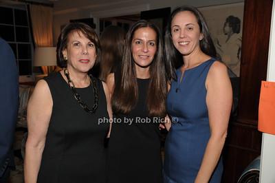 Susan Warren, Debra Caplan, Sara Weiner photo by Rob Rich/SocietyAllure.com © 2014 robwayne1@aol.com 516-676-3939