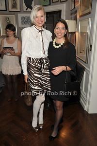 Bettina Bennet, Nicole DiCocco   photo by Rob Rich/SocietyAllure.com © 2014 robwayne1@aol.com 516-676-3939