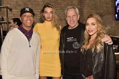 Russell Simmons, guest, Steve Tisch, Katia Francesconi  photo by Rob Rich/SocietyAllure.com ©2017 robrich101@gmail.com 516-676-3939