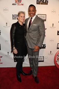 Rochelle Weitzner, Sean James photo by Rob Rich/SocietyAllure.com © 2014 robwayne1@aol.com 516-676-3939