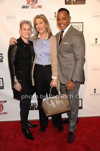Rochelle Weitzner, Kathleen Fleming, Sean James photo by Rob Rich/SocietyAllure.com © 2014 robwayne1@aol.com 516-676-3939