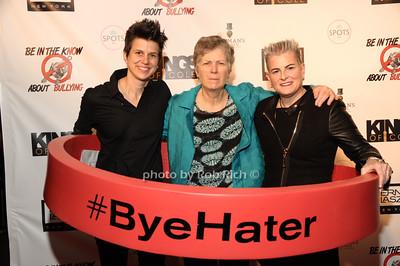 Jessica Hill, Brenda Berkman, Rochelle Weitzner photo by Rob Rich/SocietyAllure.com © 2014 robwayne1@aol.com 516-676-3939