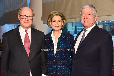 Roddy Gow, April Gow, Crown Prince Alexander of Serbia photo by Rob Rich/SocietyAllure.com ©2017 robrich101@gmail.com 516-676-3939