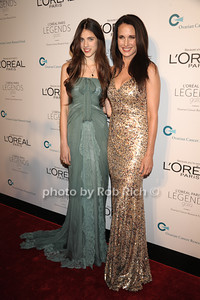 Sarah Margaret Qualley, Andie MacDowell photo by Rob Rich/SocietyAllure.com © 2011 robwayne1@aol.com 516-676-3939