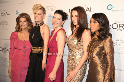 Karen Fondu, Aimee Mullins, Julianna Marguiles, Andie MacDowell, Kerry Washington photo by Rob Rich/SocietyAllure.com © 2011 robwayne1@aol.com 516-676-3939