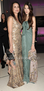 Andie MacDowell, Sarah Margaret Qualley  photo by Rob Rich/SocietyAllure.com © 2011 robwayne1@aol.com 516-676-3939