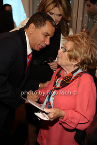 David Paterson, Dr.Ruth Westheimer photo by Rob Rich/SocietyAllure.com © 2013 robwayne1@aol.com 516-676-3939