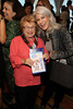 Dr.Ruth Westheimer, Jamie de Roy<br /> photo by Rob Rich/SocietyAllure.com © 2013 robwayne1@aol.com 516-676-3939