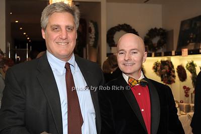 guests Brian Fisher, David Duncan photo by Rob Rich/SocietyAllure.com © 2011 robwayne1@aol.com 516-676-3939