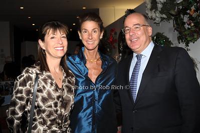 Barbara Gyde, Somers Farkas, Rob Arango photo by Rob Rich/SocietyAllure.com © 2011 robwayne1@aol.com 516-676-3939