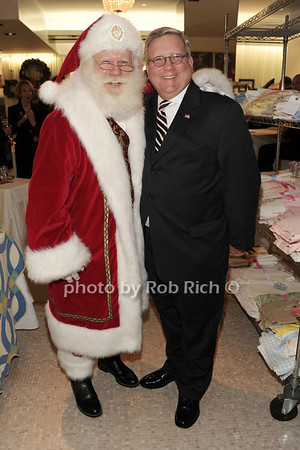 Santa Claus, Mark Ackerman