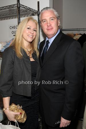 Stephanie Goldman Pittel, Andrew Pittel photo by Rob Rich/SocietyAllure.com © 2011 robwayne1@aol.com 516-676-3939