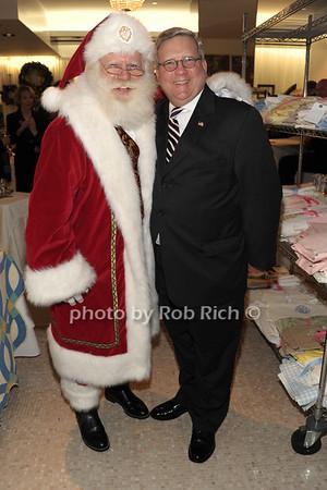 Santa Claus, Mark Ackerman photo by Rob Rich/SocietyAllure.com © 2011 robwayne1@aol.com 516-676-3939