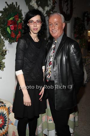 Romina Djelosevic, Kevin Uhrin photo by Rob Rich/SocietyAllure.com © 2011 robwayne1@aol.com 516-676-3939