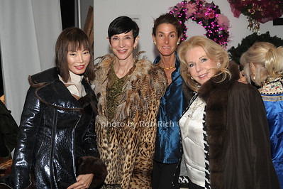 Kim Yung, Amy Fine Collins, Somers Farkas, Barbara Kemper Gross photo by Rob Rich/SocietyAllure.com © 2011 robwayne1@aol.com 516-676-3939