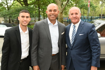 Mariano Rivera Charity Luncheon at Rao's