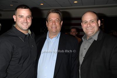 Troy Yocum, Mitch Modell, David Dellavalle photo by Rob Rich © 2011 robwayne1@aol.com 516-676-3939