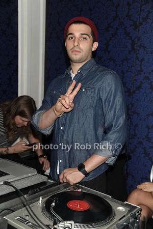DJ Manero photo by Rob Rich © 2011 robwayne1@aol.com 516-676-3939