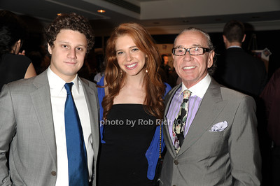 Alex Mendick, Missy Modell, Sanford Rubinstein photo by Rob Rich © 2011 robwayne1@aol.com 516-676-3939