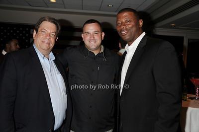 Mitch Modell, Troy Yocum, Carl Banks photo by Rob Rich © 2011 robwayne1@aol.com 516-676-3939