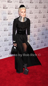 Daphne Guiness New York City Ballet Fall Gala 2012 held at Lincoln Center- Arrivals New York City, USA- 09-20-12 photo by Rob Rich/SocietyAllure.com © 2012 robwayne1@aol.com 516-676-3939
