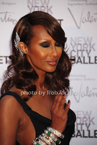 Iman New York City Ballet Fall Gala 2012 held at Lincoln Center- Arrivals New York City, USA- 09-20-12 photo by Rob Rich/SocietyAllure.com © 2012 robwayne1@aol.com 516-676-3939