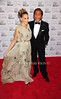 Sarah Jessica Parker and Valentino Garavani<br /> New York City Ballet Fall Gala 2012 held at Lincoln Center-<br /> Arrivals<br /> New York City, USA- 09-20-12 photo by Rob Rich/SocietyAllure.com © 2012 robwayne1@aol.com 516-676-3939