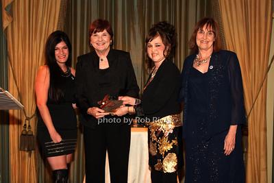 Kyla Winters, Carol Baker, Amy Aiken, Lyn Bozof
