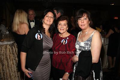 Patti Wukoeits, Nancy Quinn, Donna Laforgia