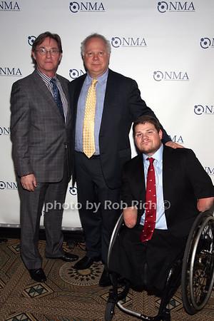 Richard Thomas, Gary Springer, Nick Springer