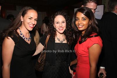 Sandra Plasse, Melanie Kron, Sapna Parikh