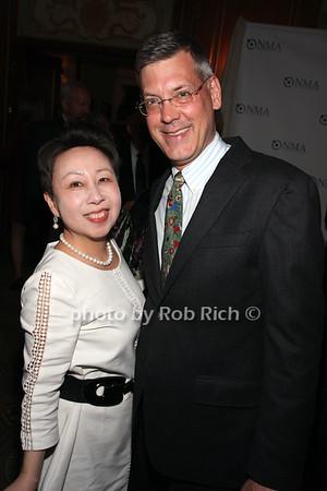 Noelle Xie, Jim Luce