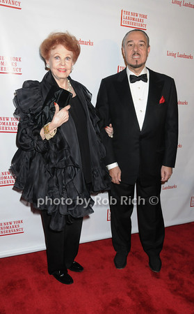 Arlene Dahl, Marc Rosen<br /> photo by Rob Rich/SocietyAllure.com © 2012 robwayne1@aol.com 516-676-3939
