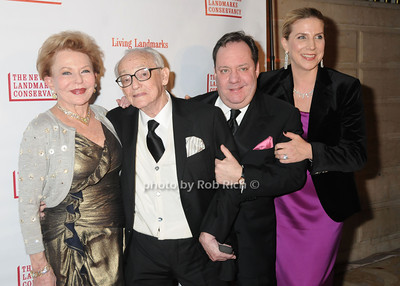 Charlene Nederlander, James M. Nederlander, James L. Nederlander, Margo Nederlander photo by Rob Rich/SocietyAllure.com © 2012 robwayne1@aol.com 516-676-3939