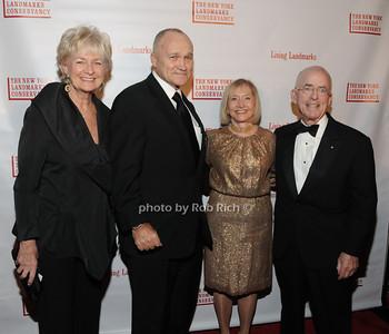 Veronica Kelly, Ray Kelly, Pat Rosenwald, E.John Rosenwald