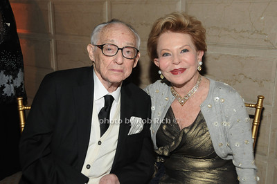 James M. Nederlander, Charlene Nederlander photo by Rob Rich/SocietyAllure.com © 2012 robwayne1@aol.com 516-676-3939
