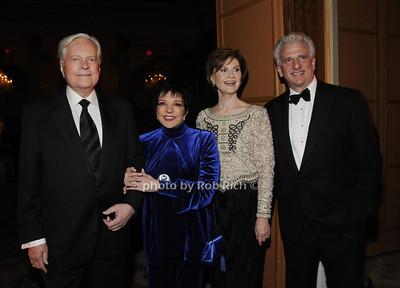 Liza Minnelli, Peg Breen, Steve Siegel