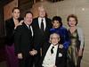 Margo Nederlander, James L. Nederlander, Robert Osborne, Liza Minnelli, Charlen Nederlander, James M. Nederlander