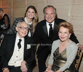 James M. Nederlander, Bonnie Comley, Stewart Lane, Charlene Nederlander