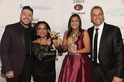 Mo Bounce, Jeanette Coriaty, Bessy Gatto, Joe Gatto photo by Rob Rich/SocietyAllure.com ©2018 robrich101@gmail.com 516-676-3939