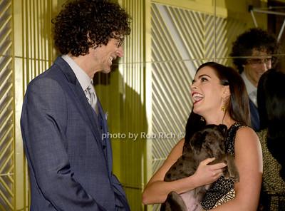 Howard Stern, Katie Lee