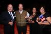 Ted Granata , Mario Batali, Susan Cans, Susan Paolercio