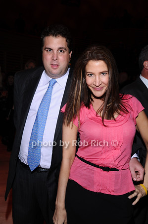 Ronald Golstein and Stephanie Fryman