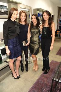 Lena D'amore, Courtney Cass, Dede Sides, Irma Eliazov photo by Rob Rich/SocietyAllure.com © 2013 robwayne1@aol.com 516-676-3939