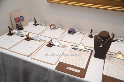auction items photo by Rob Rich © 2010 robwayne1@aol.com 516-676-3939