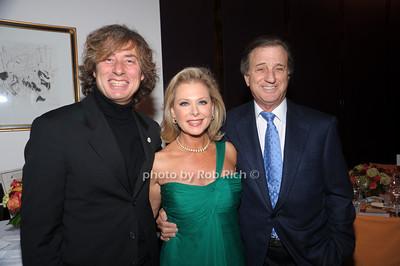 Marco Maccioni, Pamela Morgan, Michael Trokel photo by Rob Rich © 2010 robwayne1@aol.com 516-676-3939